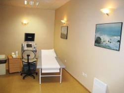 echographie salle matériel